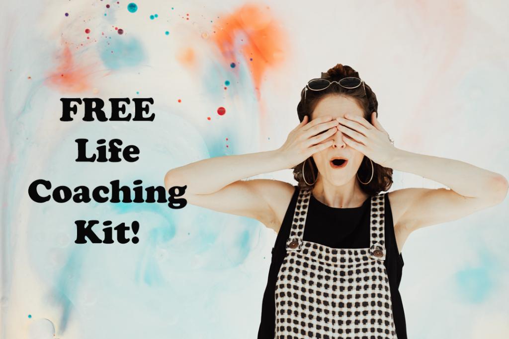 Get free life coaching kit